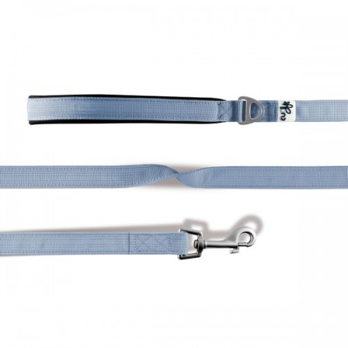 Basic Leash Nylon blu