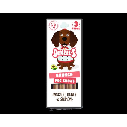 Denzel's Brunch dog chews