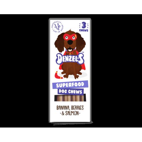 Denzel's Superfood dog chews