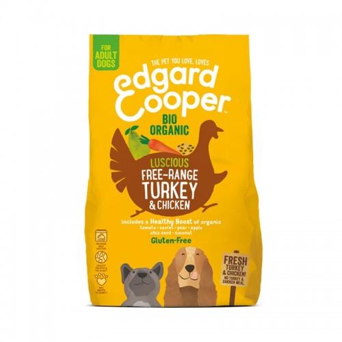 Free range turkey and chicken