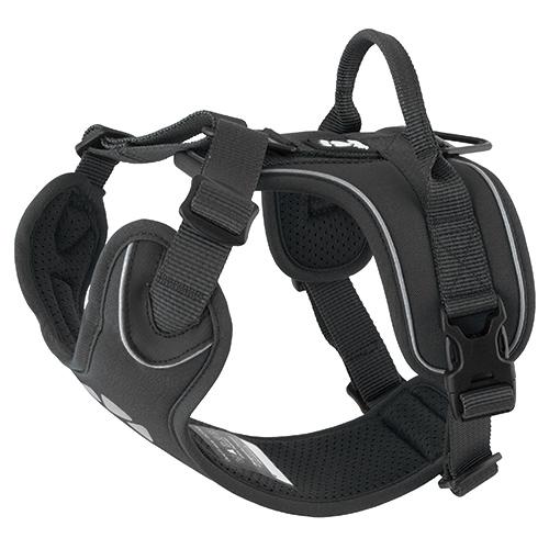 Active harness black 100-120 cm