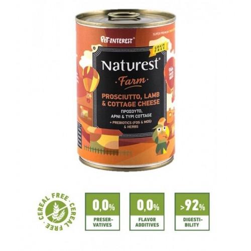 Naturest-Farm prosciutto 400g