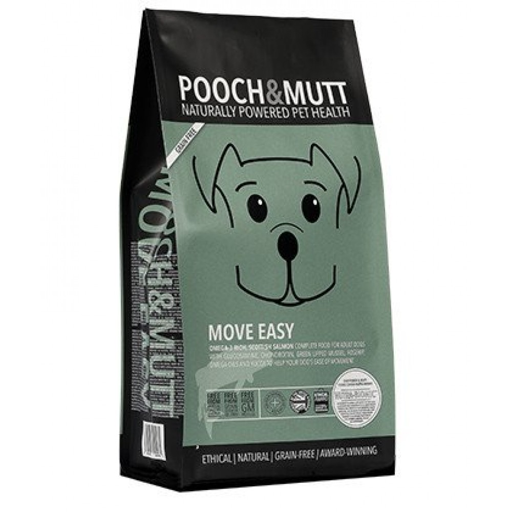 Pooch Mutt dog food Joint care