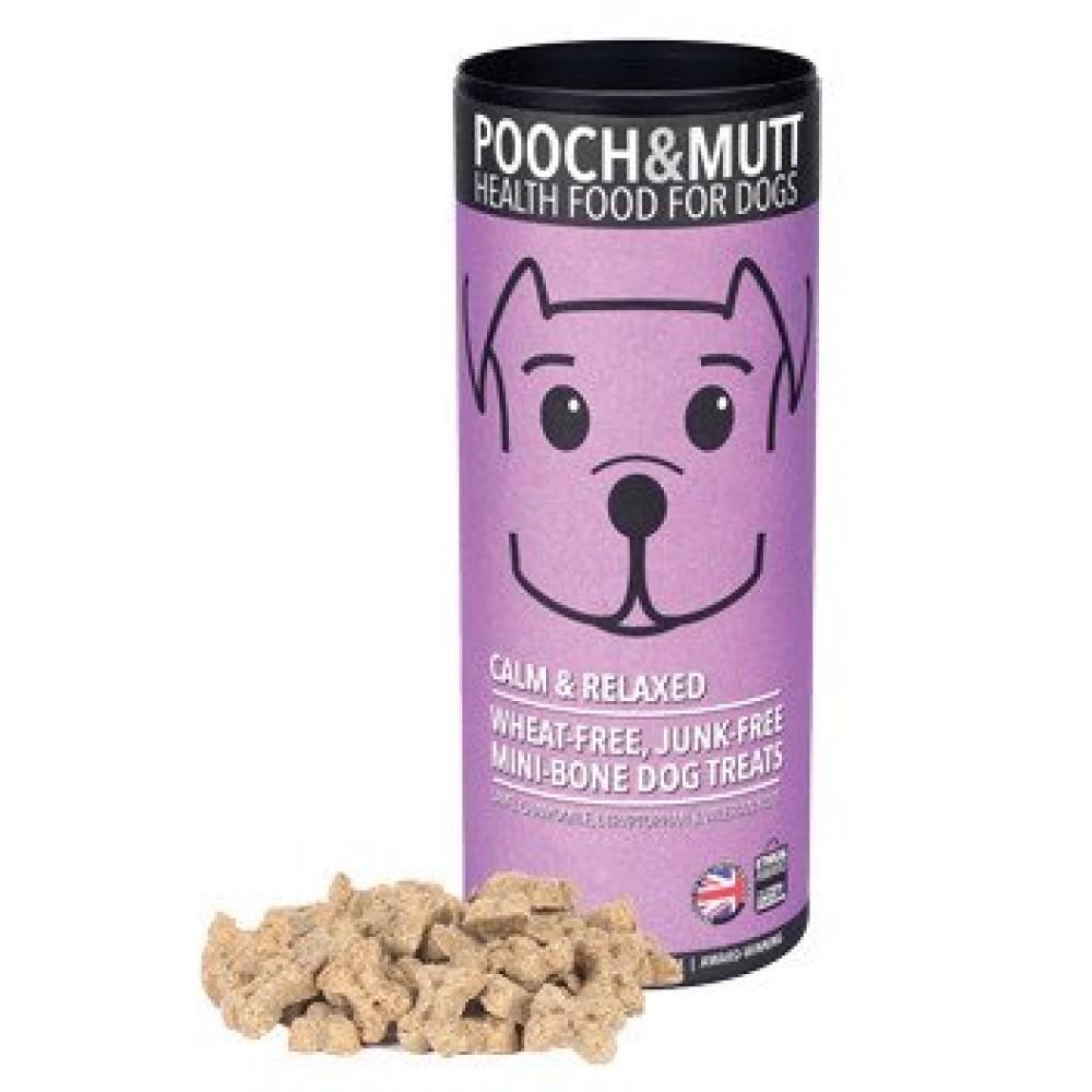 Pooch Mutt treats Calm & Relaxed
