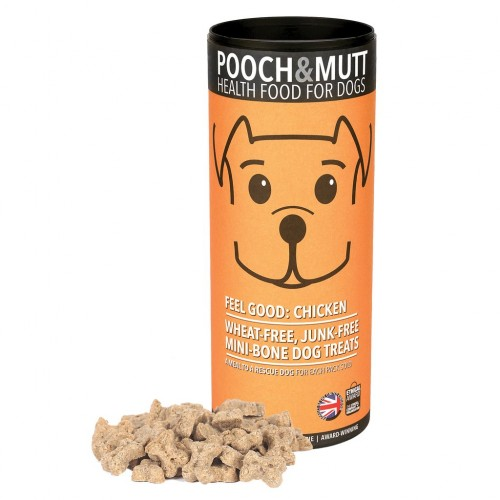 Pooch Mutt treats Feel Good