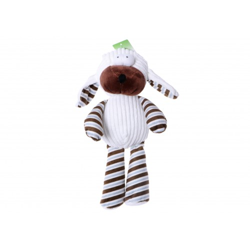 Plush Toy with Squeaker Sheep 25 cm