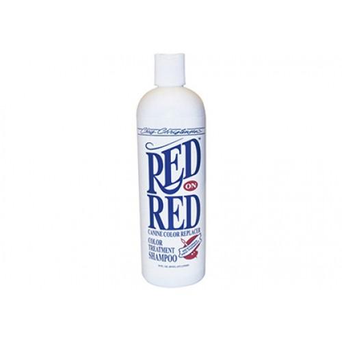 Chris Christensen Red on red