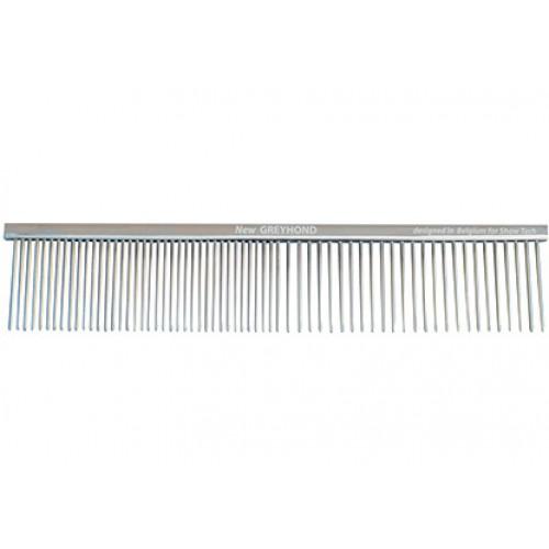 Greyhond Bronze Comb 19cm