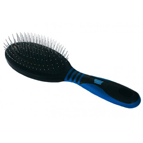 Groomers pin brush