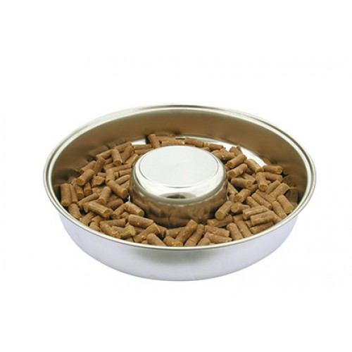 Puppy feeding dish