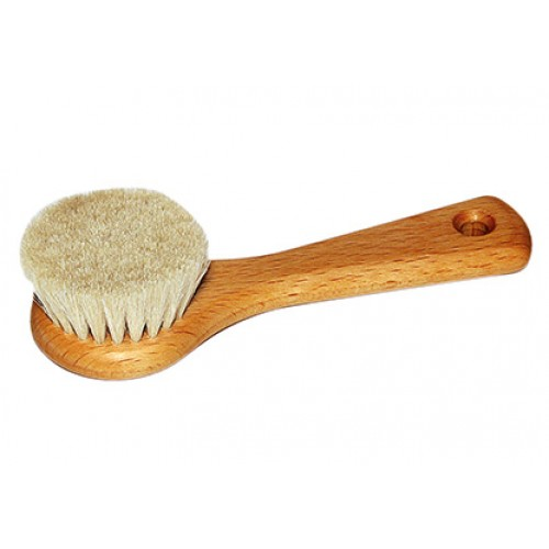 Pure Goat Hair Powder Brush