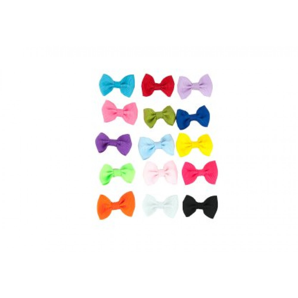 Multicolor Bows with Elastic 50