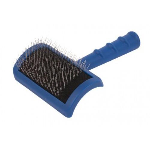 Tuffer Than Tangles Long Firm Pin Medium Slicker Brush
